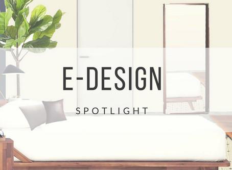 Scandinavian Bedroom | E-Design Spotlight | How to