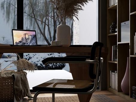 Christmas Rendered Home Reveal! | Lauren Ashley Design