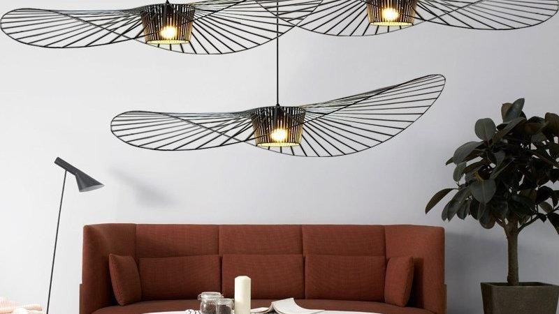 Nordic LED Vertigo Pendant Light