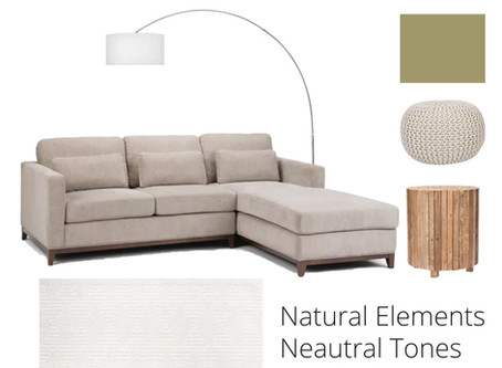 Shop the look | Organic Modernism Living Room