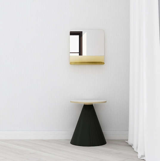 RICHARD MARBLE SIDE TABLE model +
