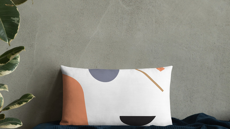 Premium Scandinavian Style Pillow | Lauren Ashley Design Exclusive