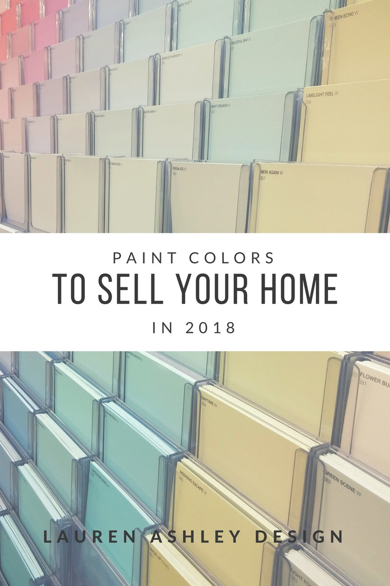 Sell your home in 2018