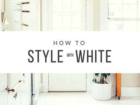 Snow White | How to use it in your home