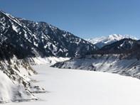 Kurobe Dam סכר קורובה הדרך האלפינית