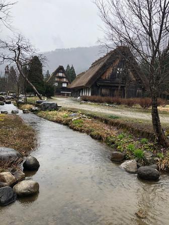 שירקאוהגו shirakawago