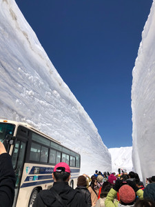 alpine route japan