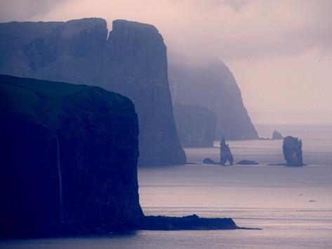 Islands in the mist - איי פארו