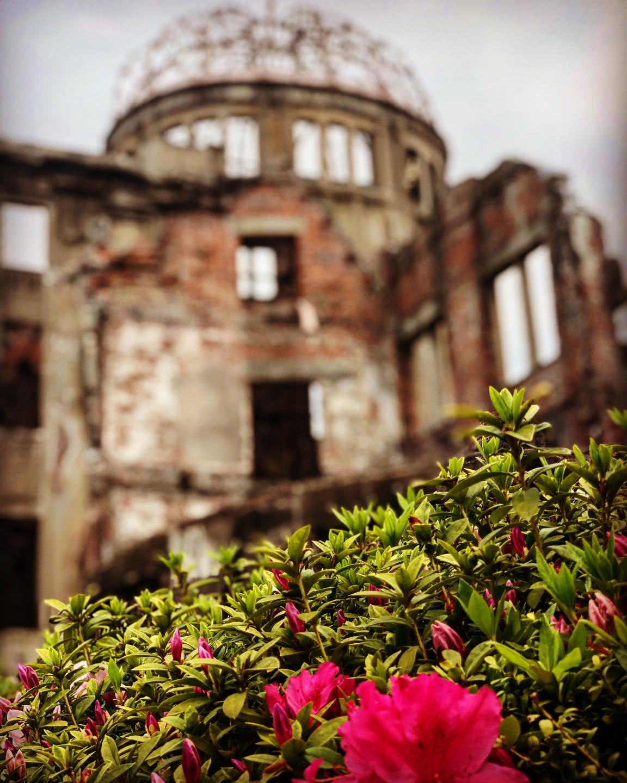 Dome אתר נפילת הפצצה האטומית הירושימה
