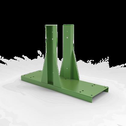 soporte metálico para balancín