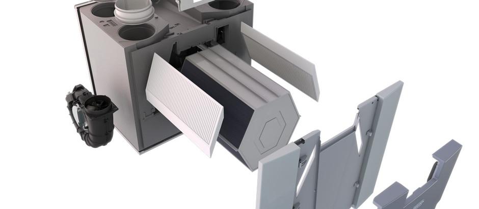 The importance of balanced ventilation