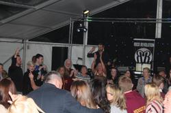 Rock Revolution at Mossley Hill Beer Festival 2