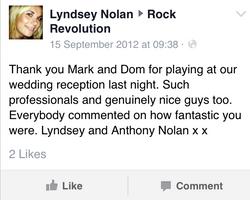 Rock Revolution. North nd North West
