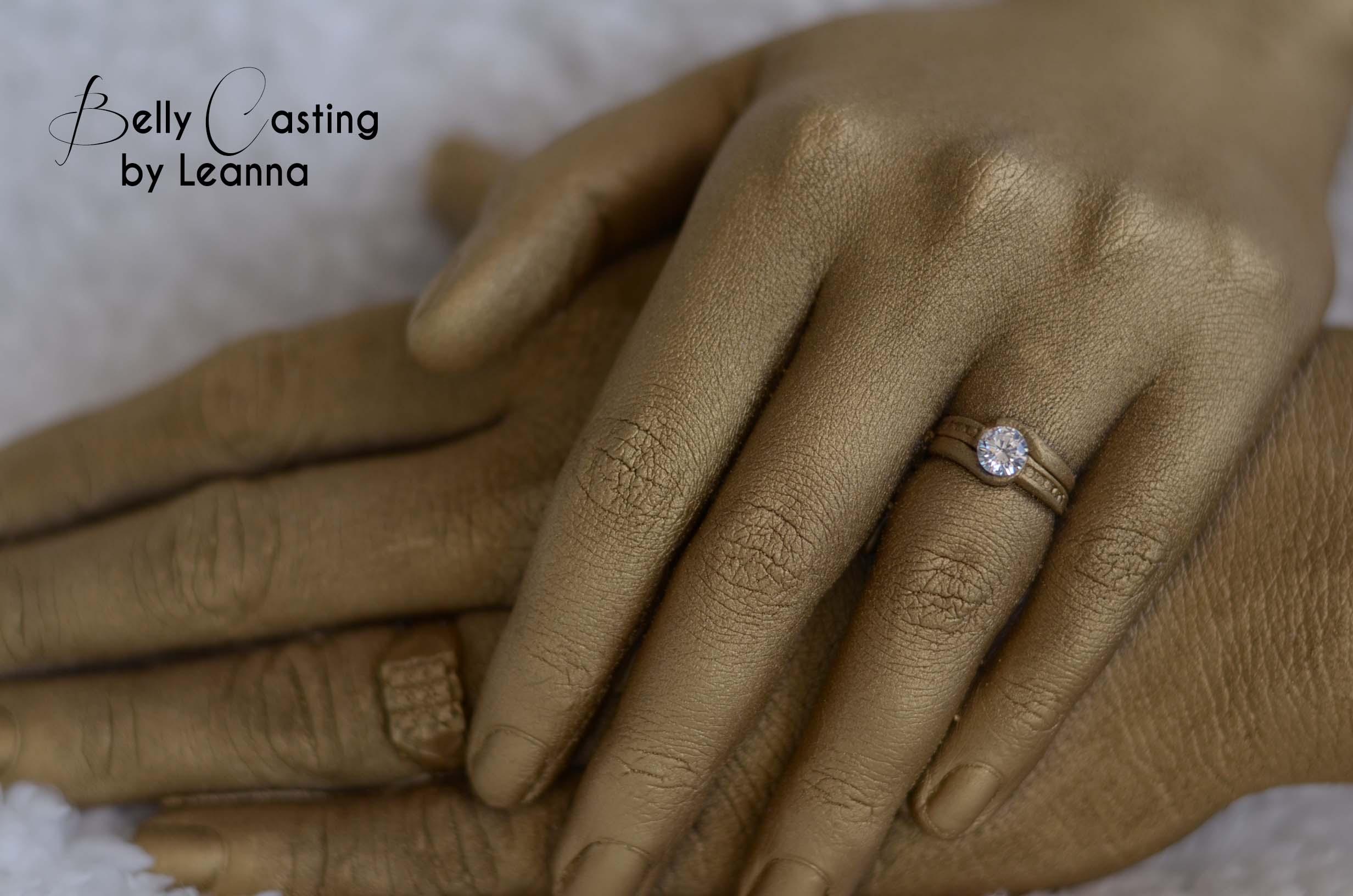 Sally's beautiful ring