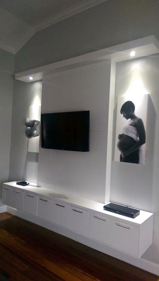 Client's display