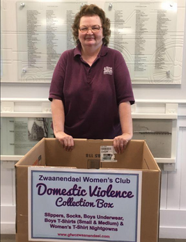 Collections for Victims of Domestic Violence