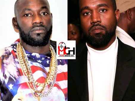 NAZZ KING CALLS ON ALL ARTISTE ACROSS THE GLOBE TO SUPPORT KANYE WEST QUEST TO BECOME AMERICA PRESID