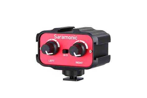 Saramonic SR-AX100 sin alimentación 15€