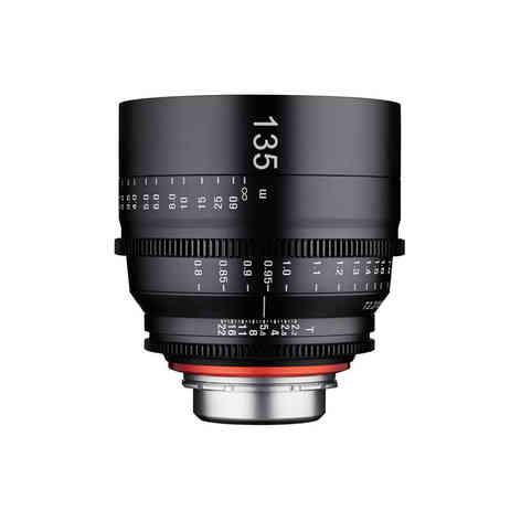 Canon ef XEEN 135mm T2.2 40€