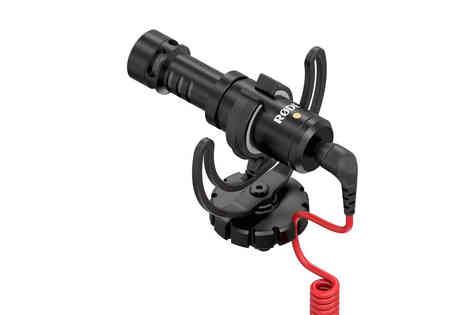 Rode VideoMicro micrófono de cañón 15€