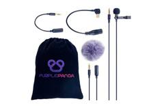 Panda micrófono lavalier 15€