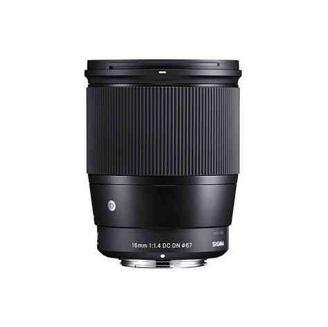 Sony e (aps-c) Sigma 16mm F1.4 20€