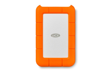 LaCie Rugged USB-C 5 TB