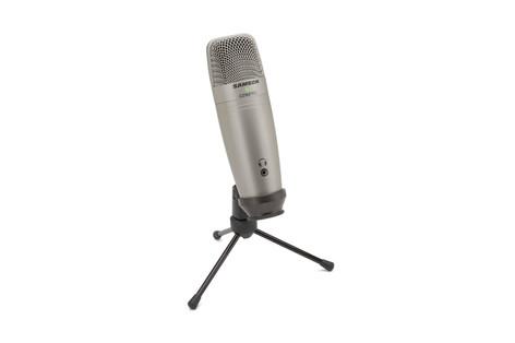 Samson C01U Pro micrófono de condensador USB 25€