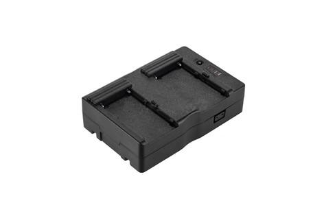 Adaptador de baterías sony a v mount 5€
