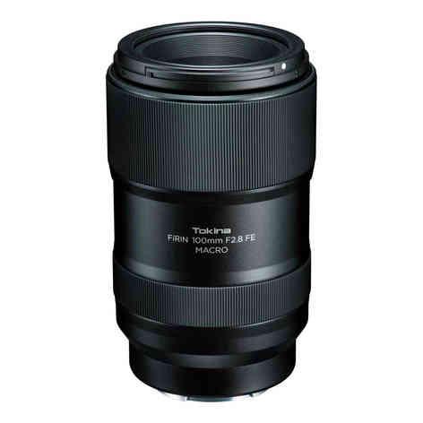 TOKINA FIRIN 100 mm Macro F2.8 Sony FE 30€