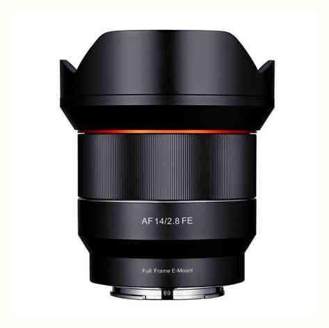 Samyang AF 14mm f/2.8 FE 30€