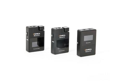 Micrófono COMICA boomx-d  2 Transmisores y 1 Receptor 40€