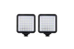 Godox 2 LED64 (16 pilas aa incluidas) 30€