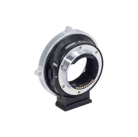Adaptador Metabones de Canon EF a Sony E sin speedbooster para full frame 20€