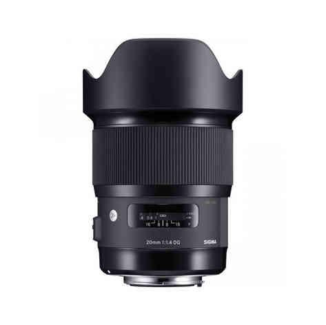 Canon EF Sigma 20mm F1.4 30€