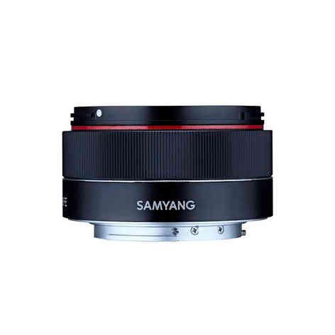 Samyang AF 35mm 2.8 FE 20€