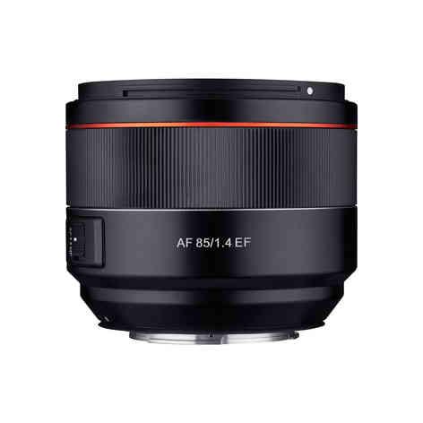 Samyang AF 85 mm F1.4 Canon 25€