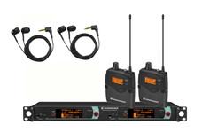 Sennheiser in ear Dual Channel Stereo 80€
