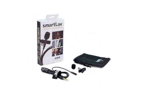 Rode smartLav micrófono lavalier 15€