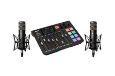 RODEcaster Pro + 2 Rode Procaster 70€
