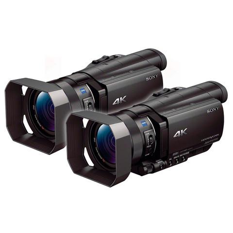 2 Sony fdr ax700 80€