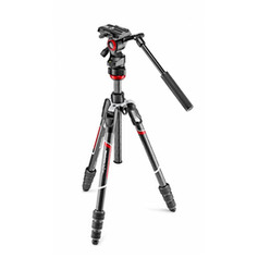 Manfrotto befree Live Kit Twist Carbon 25€