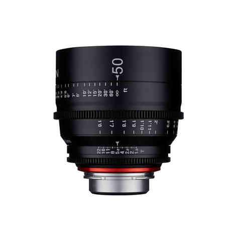 Canon ef XEEN 50mm T1.5 40€