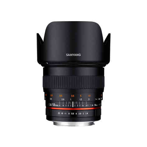 Canon EF Samyang 50mm F1.4 20€