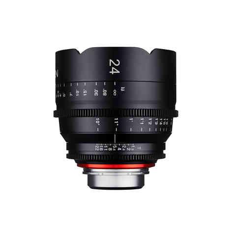Canon ef XEEN 24mm T1.5 40€