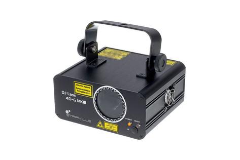 Stairville DJ Lase 40-G MK-III DMX IR. Láser, disponible una unidad a 25€