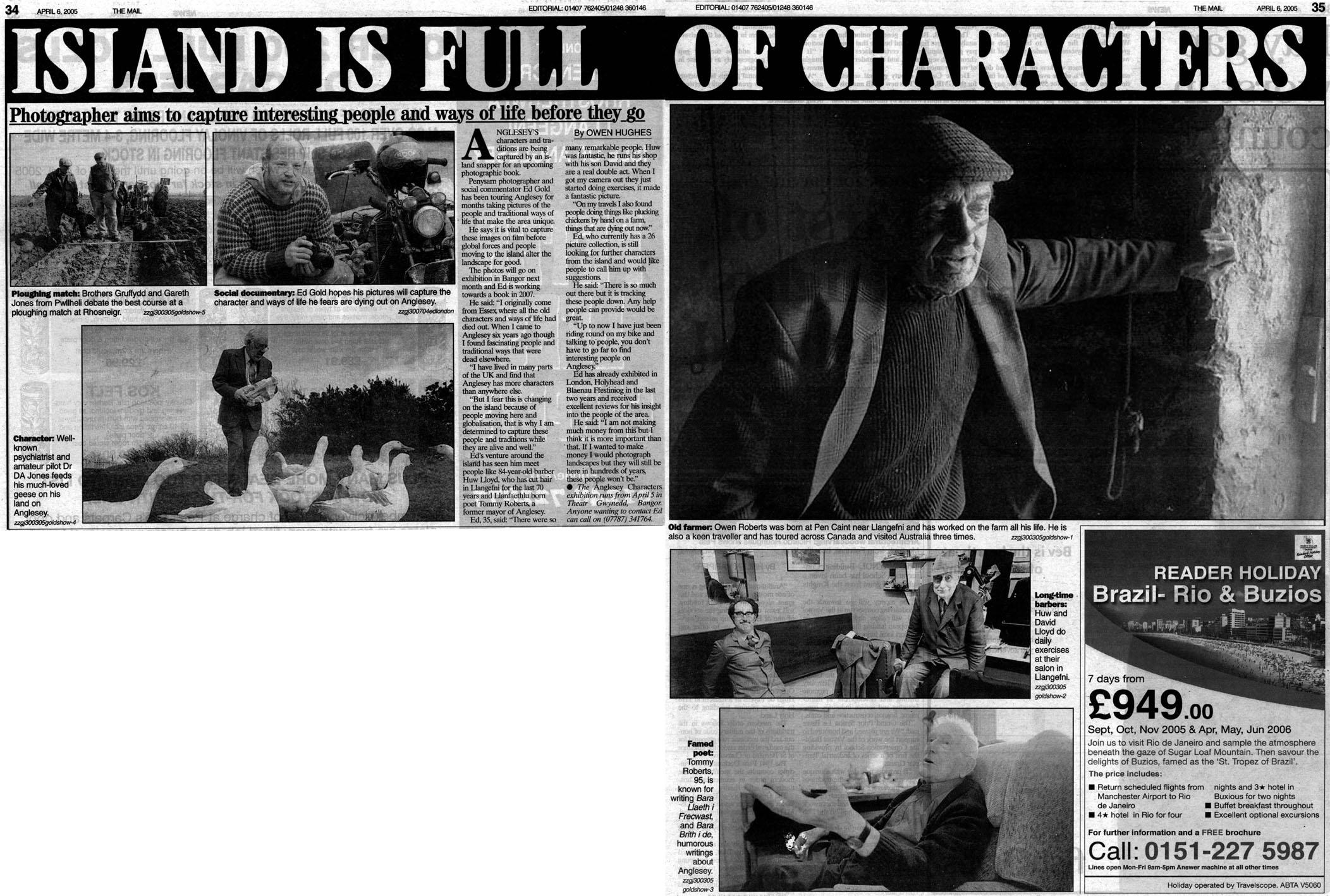 06 April 2005
