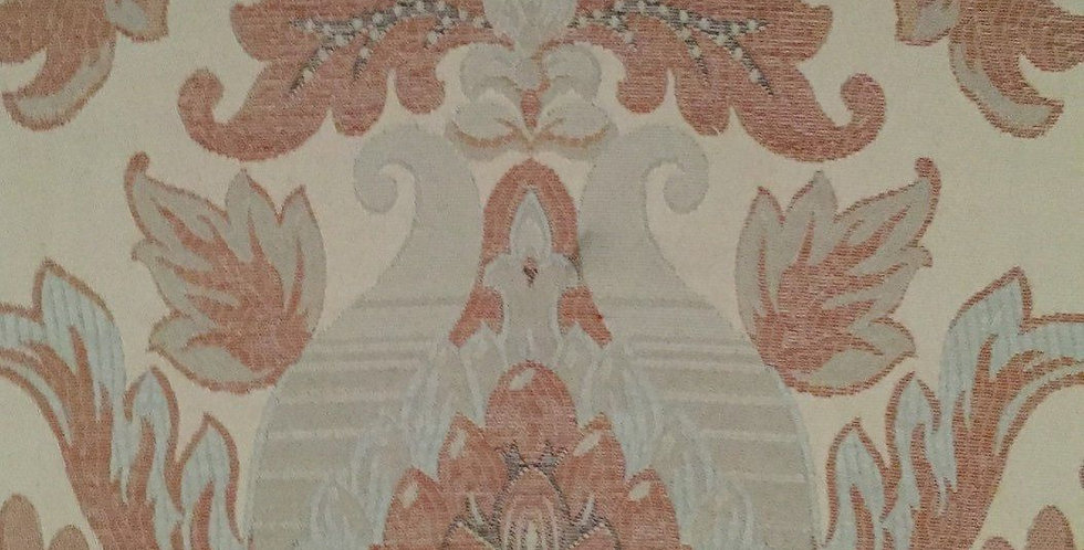 Muted Tones Damask - Blue