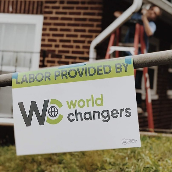 Radcliff, KY World Changers Project