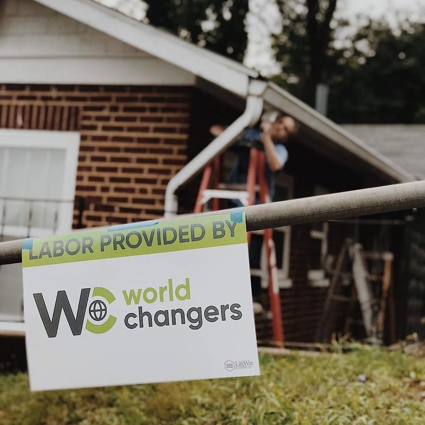 Warner Robins, GA World Changers Project